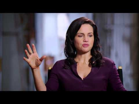 San Andreas Official Movie Interview - Carla Gugino
