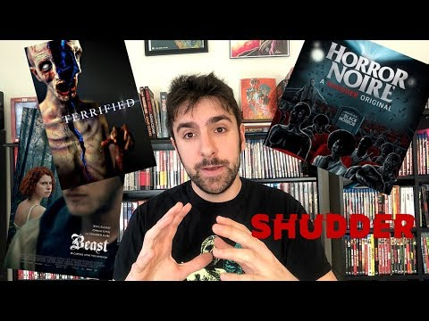 What are some good Shudder Exclusives? Horror Movie Discussion and Reviews