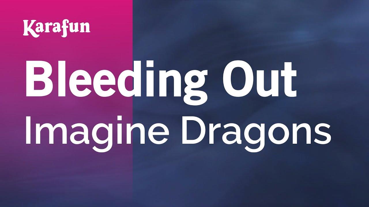 Bleeding out — imagine dragons | last. Fm.