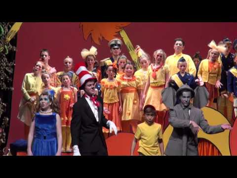 How Lucky You Are (Reprise) - Seussical