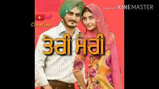Kulwinder Billa 😘 New 😘 Romentic 👨❤️💋👨 movie Song By dhot Creation
