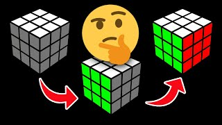 Solving a Rubik's Cube *One Side at a Time*
