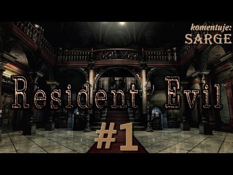 Zagrajmy w Resident Evil HD [60 fps] odc. 1 - Początek kampanii Jill Valentine