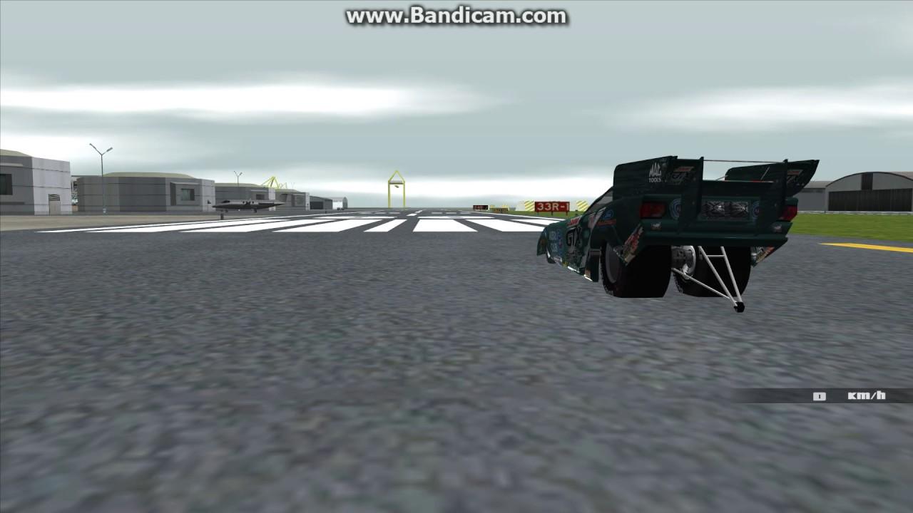 Gta Sa Dragster Acceleration Funny Car