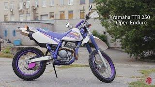 Осмотр Yamaha TTR 250 Open Enduro
