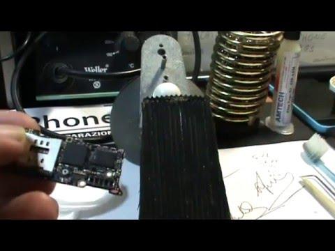 errore 47 iPhone 5 - Water - sostituzione C78 - antenna