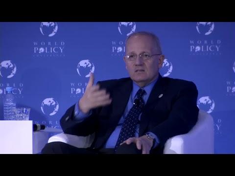 Diffusion en direct de World Policy Conference TV