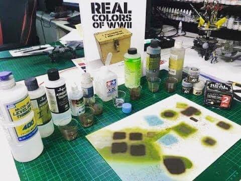 AK Real Color paints review