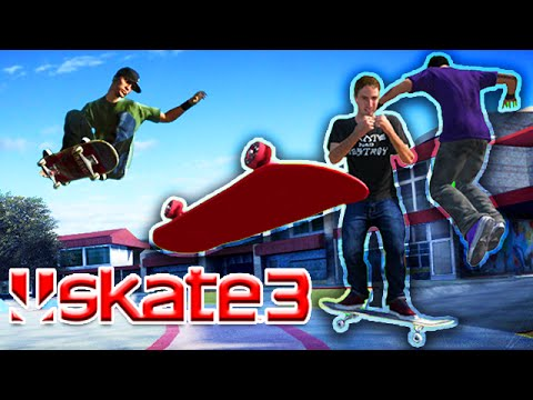 How To Get a RED Skateboard - Skate 3
