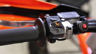 KTM Launch Control, Traction Control and Map Switch Explained - Cycle News