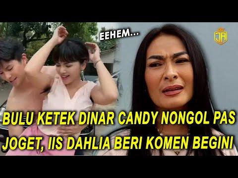 Bulu Ketek Dinar Candy Nongol Pas Joget Bareng Fero !! Iis Dahlia Langsung Komentar
