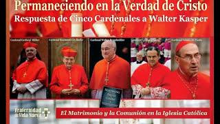 El Libro de los Cinco Cardenales - Mario Caponnetto