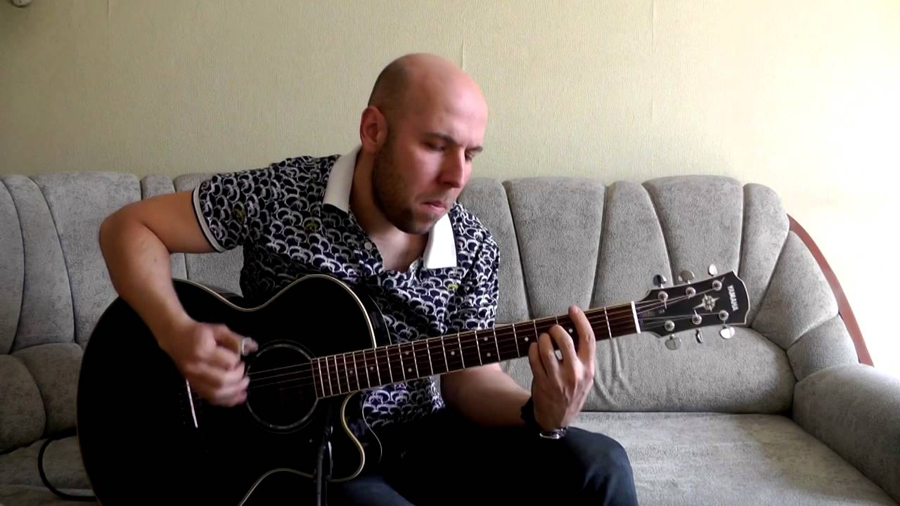 Steady As She Goes Fingerstyle Guitar Cover The Raconteurs Youtube