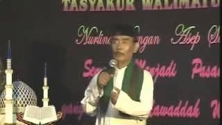 Repeat youtube video Sejam Ngaji Wangsalan Karo H. Abdul Ajib