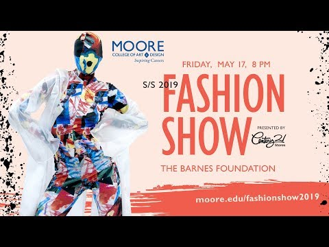 Get Ready for Moore's S/S 2019 FASHION SHOW