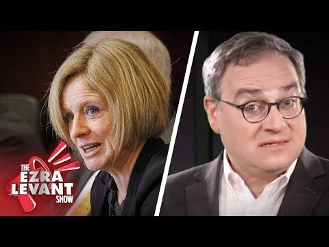 Ezra Levant: Why Rachel Notley will lose the Alberta election