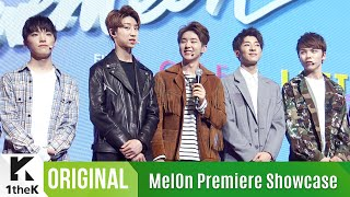 [MelOn Premiere Showcase] Part 1: SEVENTEEN(세븐틴) _ Chuck(엄지척), Say Yes & Drift Away(떠내려가)