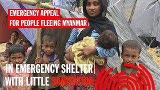 How Christian Aid are assisting people fleeing Myanmar - DEC Emergency Appeal