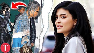 Kylie Jenner Reaction To Travis Scott Cheating And Deleting Instagram Account