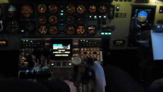 Flight from Coventry with ATC , Briefing and Takeoff cockpit view