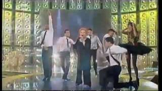 Wilma De Angelis - Dimmi di si! (Bad Romance) Live @ Domenica In 6.02.2001 - TESTO LYRICS