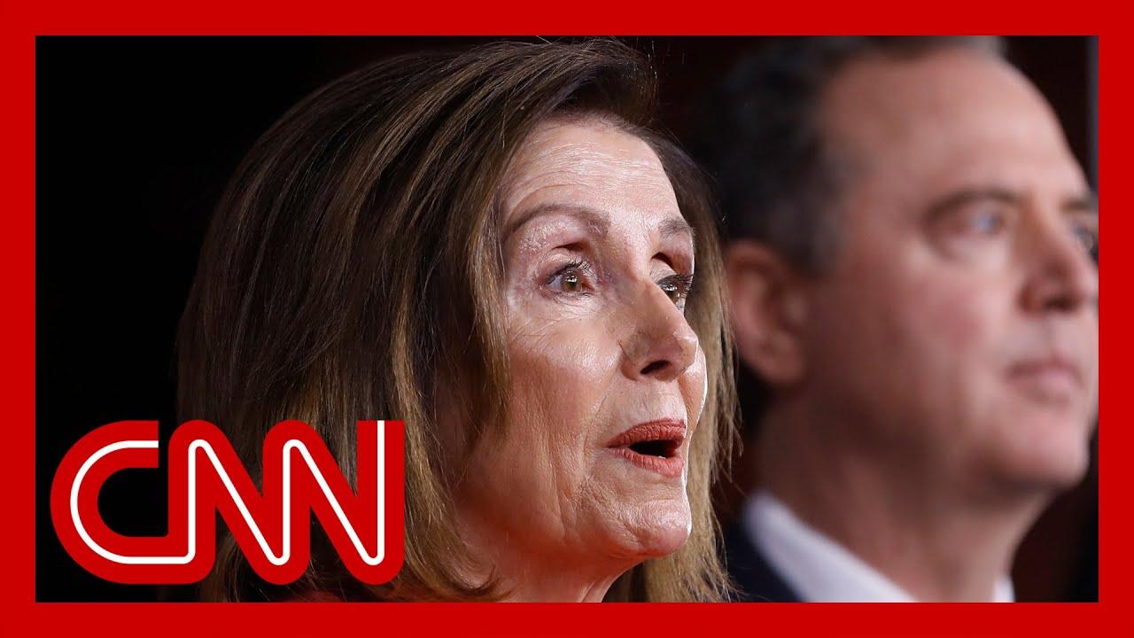House Speaker Nancy Pelosi names impeachment managers