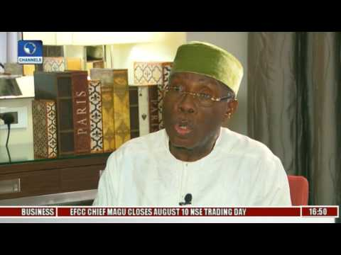 Agriculture Has The Largest Job Creation Potential  -  Audu Ogbeh