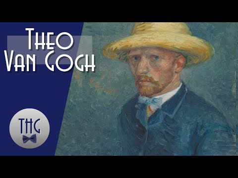 In His Brother's Shadow: Theo van Gogh