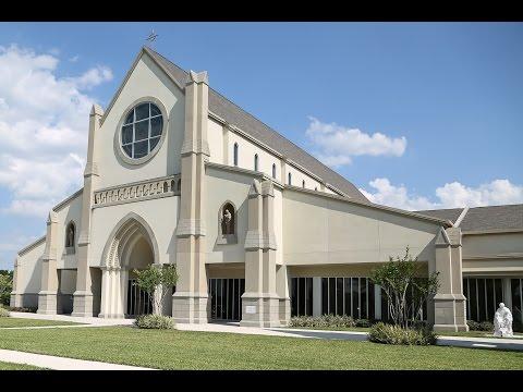St. Bernadette Catholic Church Campaign Video