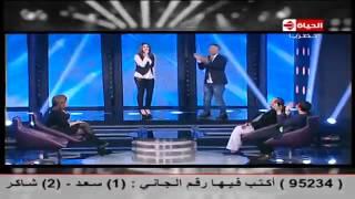 روتانا وأحمد سعد ع اللى جرى