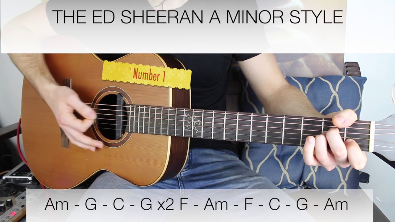 8 Chord Progressions In A Minor You Will Love Youtube