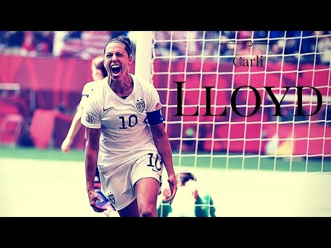 Carli Lloyd- best skills & Goals * HD