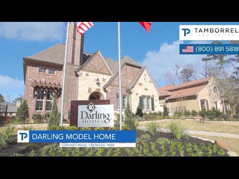 Darling Homes in Coronet Ridge, Creekside Park
