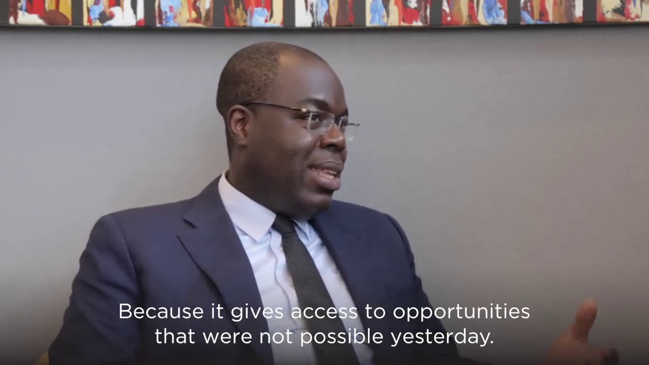 CEO Forum 2019 - Interview with Eric Kacou