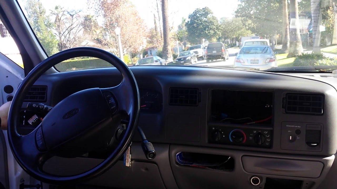2003 ford e350 dash [ 1920 x 1080 Pixel ]