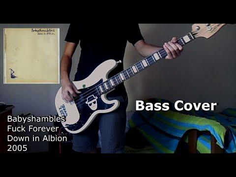 Babyshambles - Fuck Forever [Bass Cover]