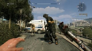 DYING LIGHT EPIC FAIL