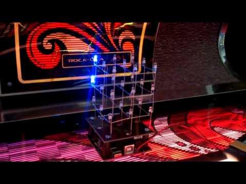 vellerman mk193 cube 3x3x3 youtube. Black Bedroom Furniture Sets. Home Design Ideas