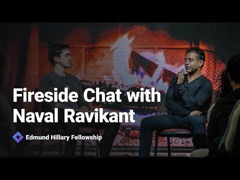 Fireside Chat with Naval Ravikant - New Frontiers March 2019 ...