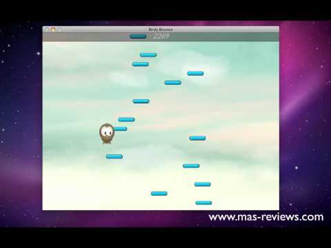 Mac App: Birdy Bounce