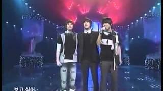 Download lagu SGWANNABE dongha last perf