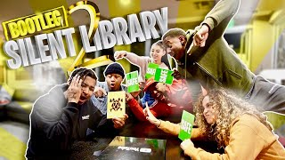 "The Most EPIC ""SILENT LIBRARY"" PART 2 REMAKE! (Ft. Dub, DDG, TyTheGuy, Valentine, Von & RiRi)"
