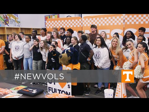 The University Of Tennessee Offers Early Admission To Knoxville Students