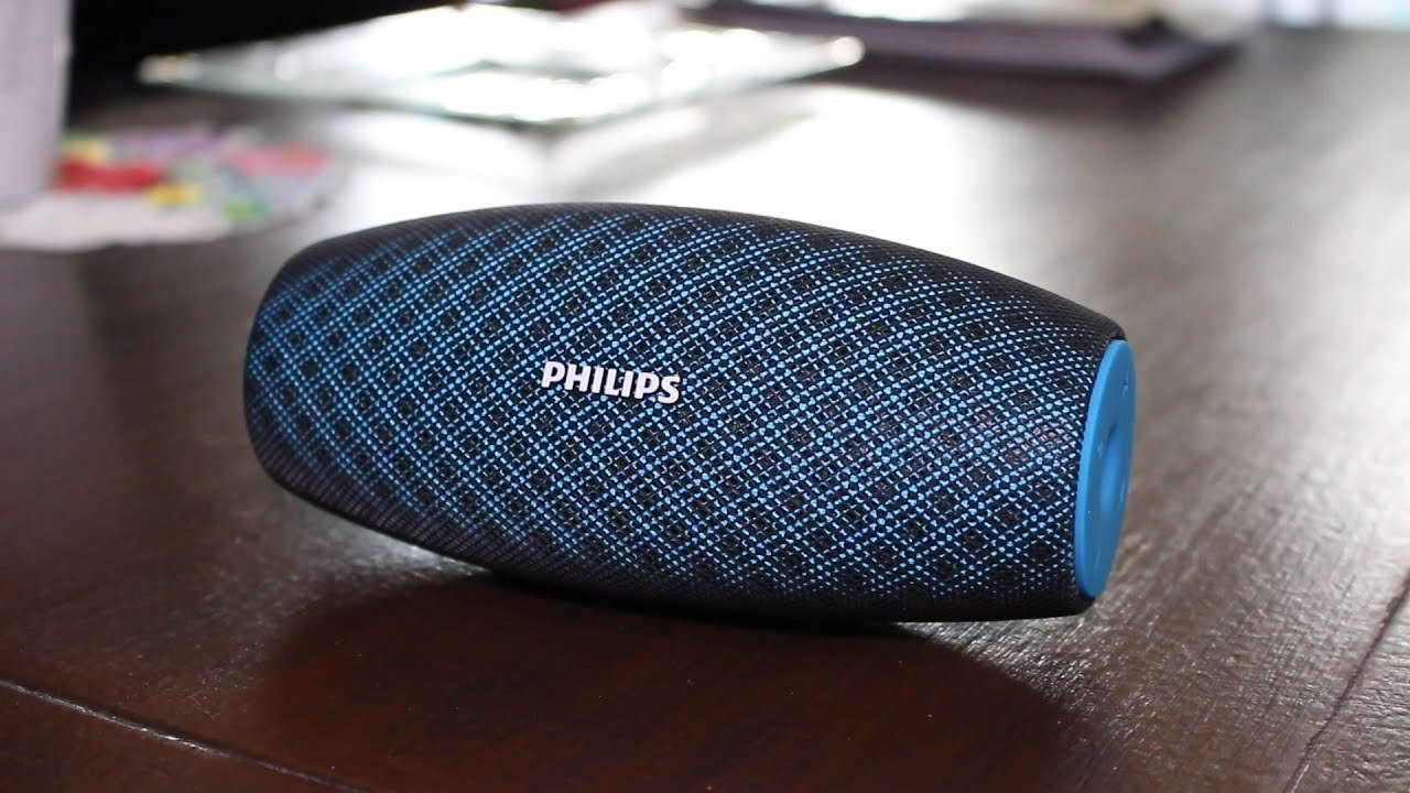 test philips everplay bt6900 high tech enceinte portable bluetooth youtube