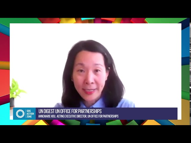 UN Digest by Annemarie Hou, Acting Executive Director, UN Office for Partnerships
