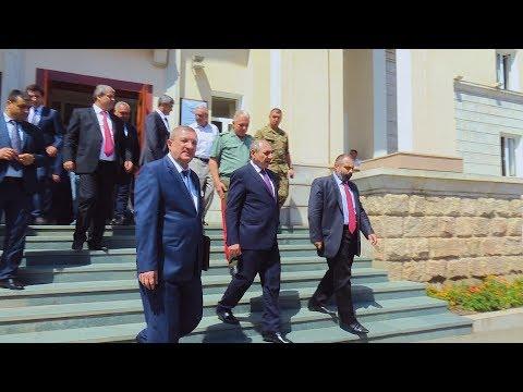 ԱՀ նախագահի ընտրություն Выборы президента Республики Арцах The election of Artsakh