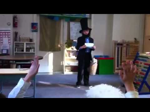 Mystery History 2011 @ Montessori School of Central Vermont - Part 2
