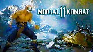 Mortal Kombat 11 - Baraka Gameplay Breakdown - Kombat Update | Kombat Kast 2