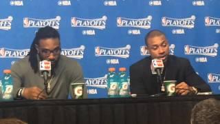 Isaiah Thomas distraught after Boston Celtics loss to Atlanta Hawks