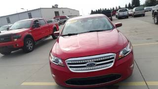 Ford Taurus SHO 2012 Videos